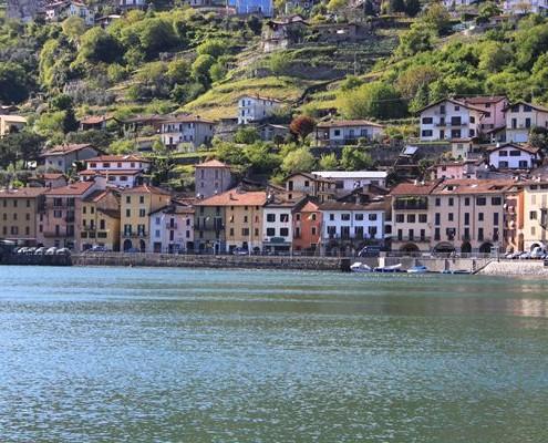 % Domaso Lake Como 7 Apartlar