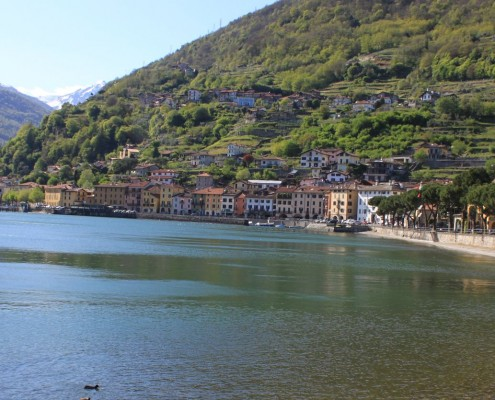 % Domaso Lake Como italy Wohnungen
