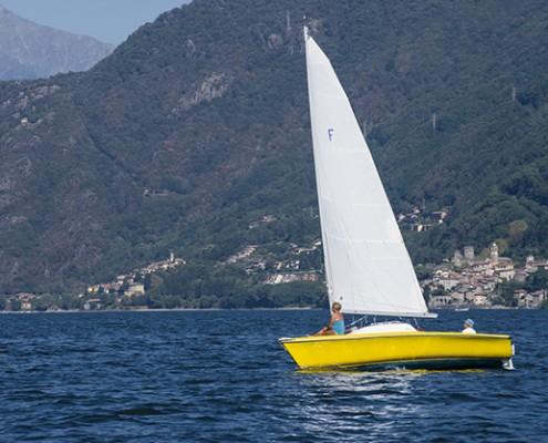 % sailing Lake Como Apartments