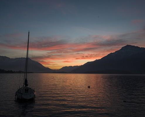 % sanrise Lake Como Wohnungen