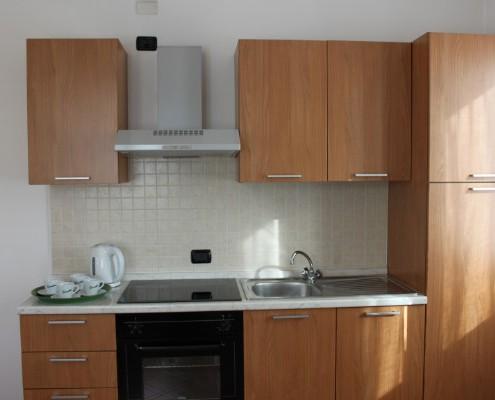 % cucina Apartments