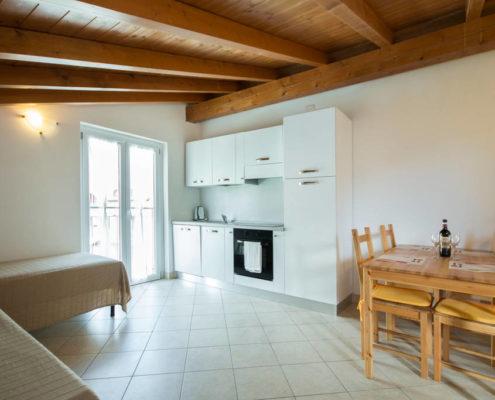 % soggiorno cucina2 Wohnungen