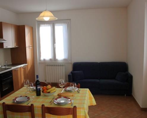 % soggiorno4 Apartments