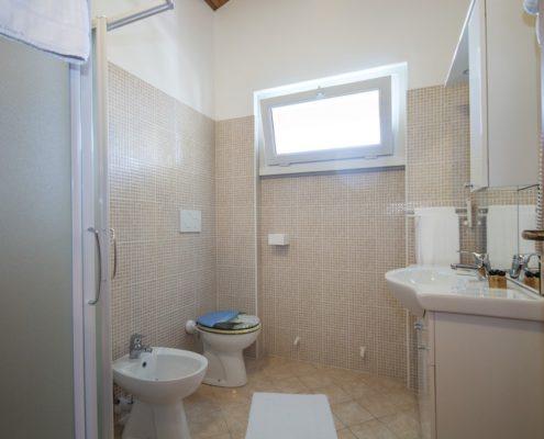 % bagno 1 Apartments