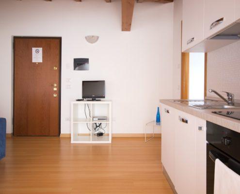 % livingroom attic8. Apartments