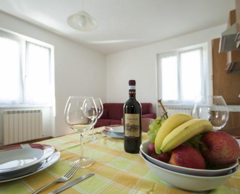 % soggiorno Appartements