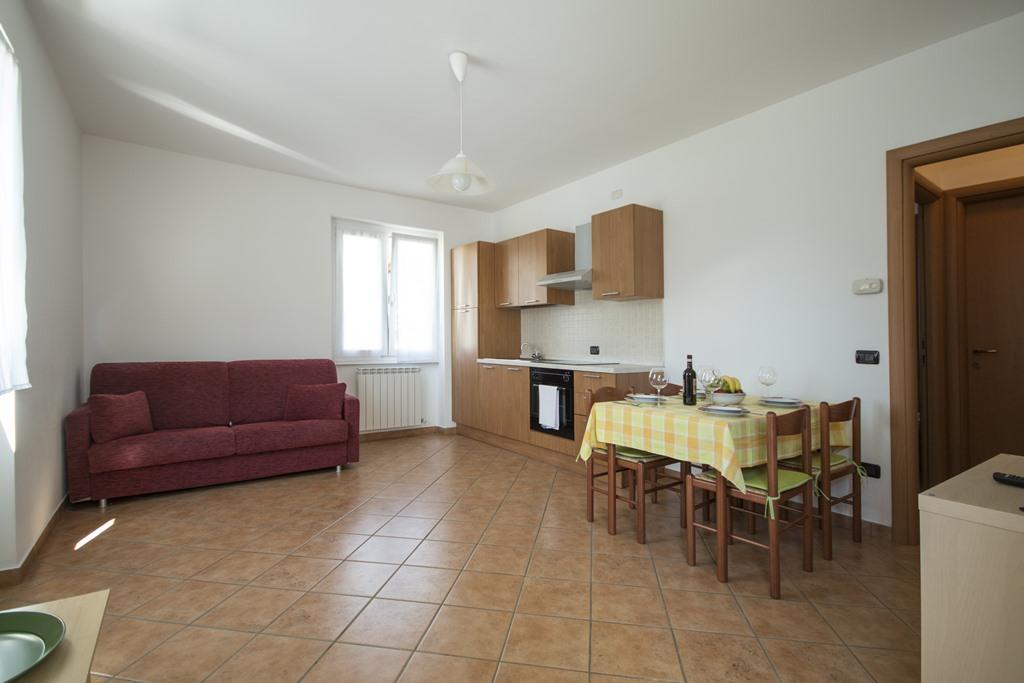% soggiorno cucina3 Wohnungen