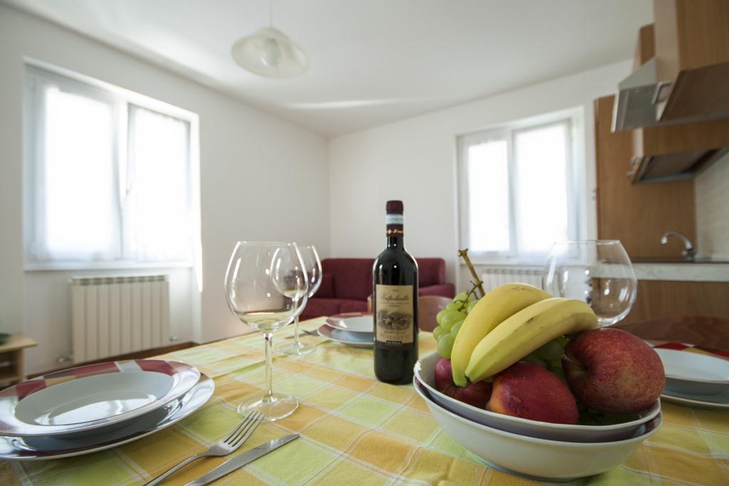 % soggiorno Wohnungen
